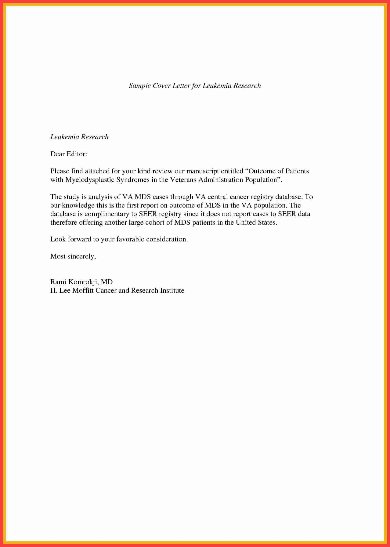 Short and Simple Cover Letters Awesome Short Cover Letter Template