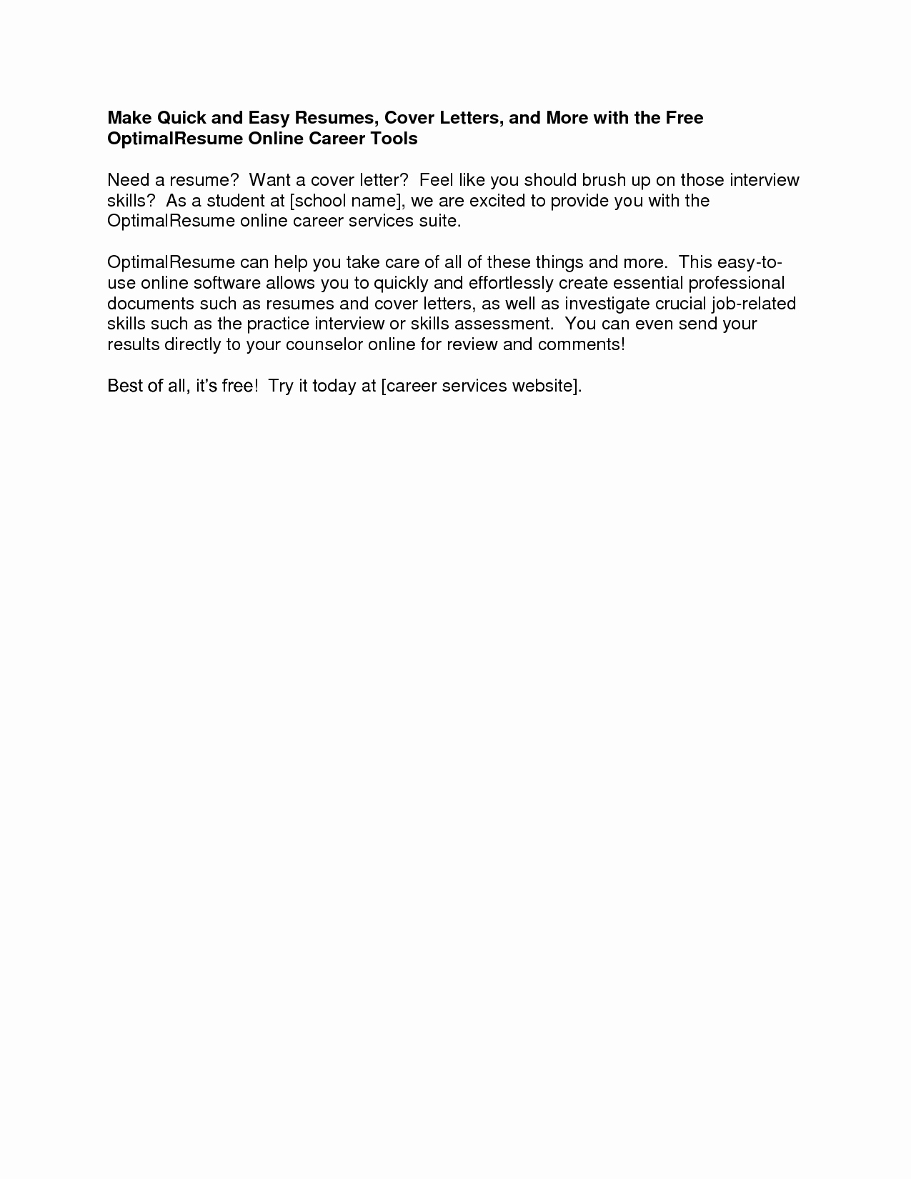 Short and Simple Cover Letters Lovely 10 Best Of Short Simple Cover Letter Samples