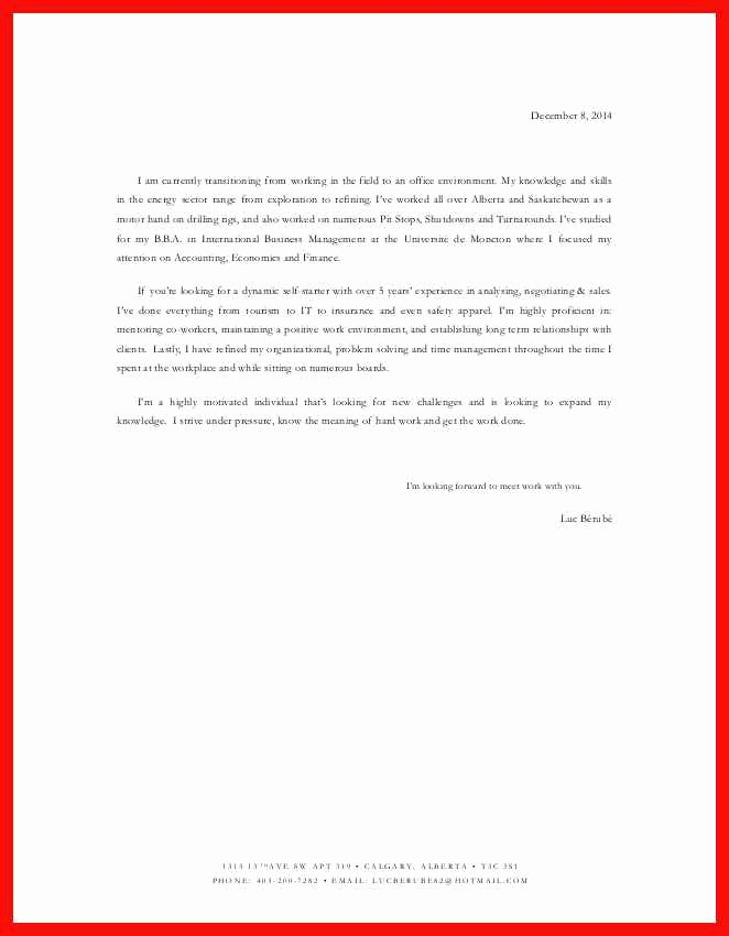Short and Simple Cover Letters New Short Simple Cover Letter
