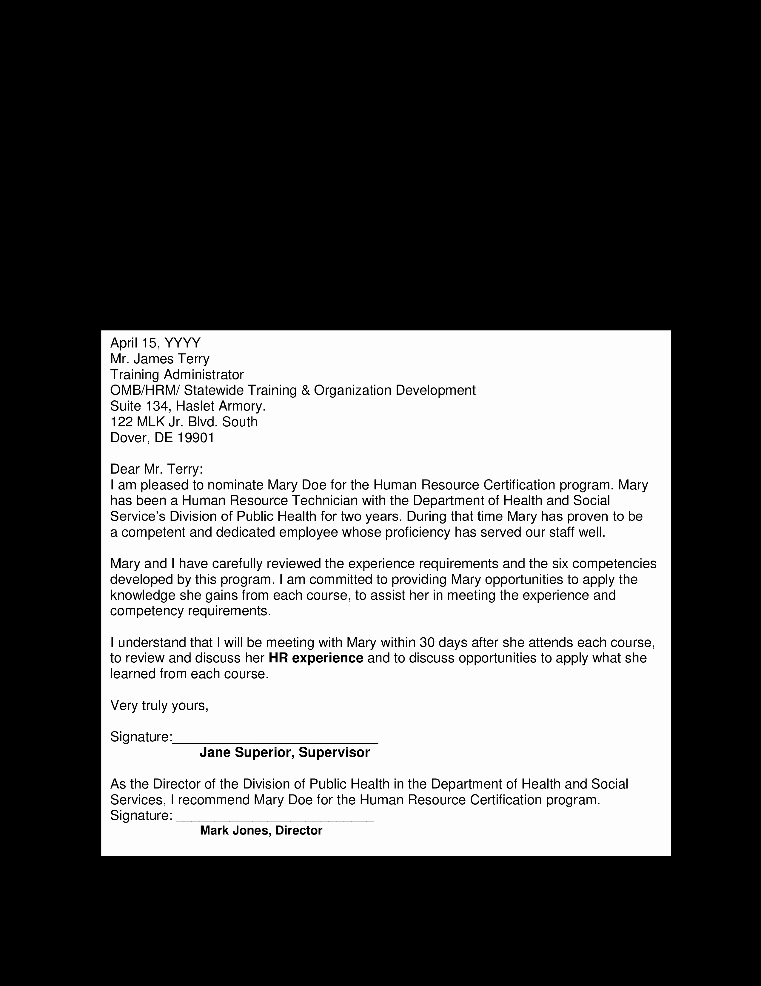 Short Recommendation Letter for Employee Awesome Free Short Letter Re Mendation for Employment
