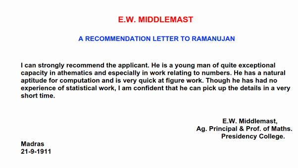Short Recommendation Letter for Employee Awesome What is the Best Letter Of Re Mendation You Have Ever