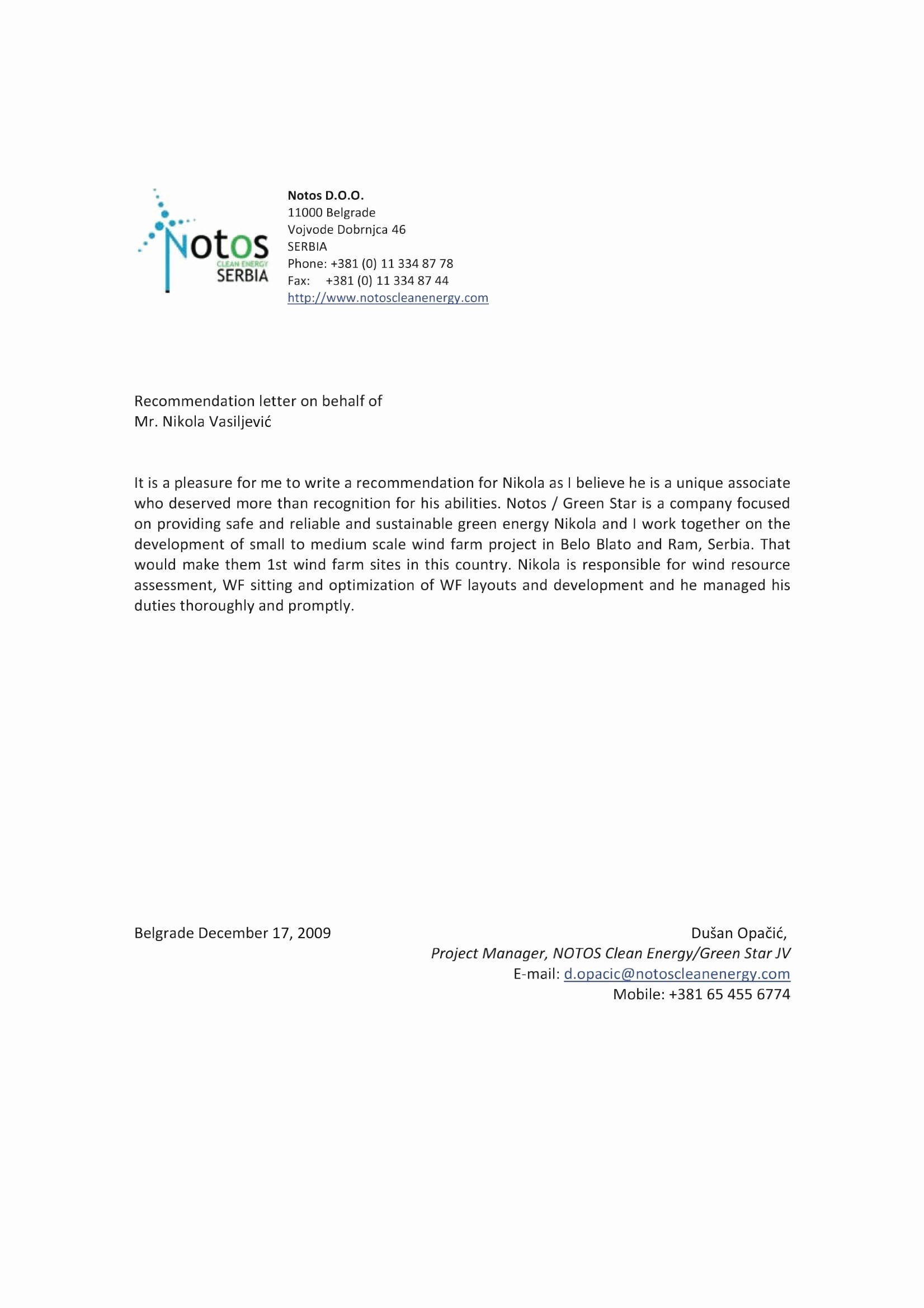 Short Recommendation Letter for Employee Inspirational 11 Employee Letter Of Re Mendation