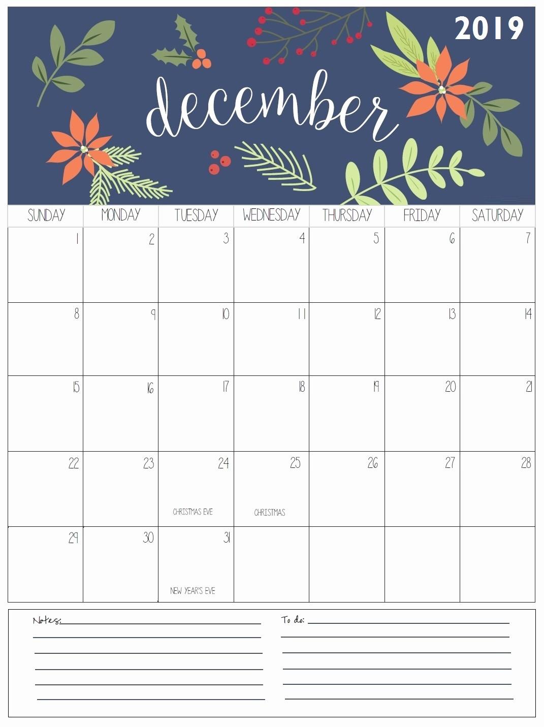 Show Me A Monthly Calendar Elegant Monthly Printable Calendar 2019