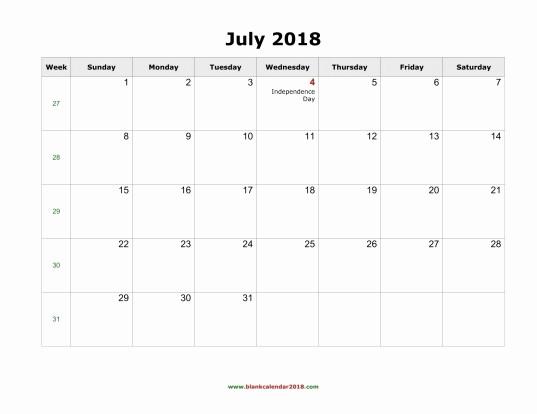 Show Me A Monthly Calendar New Calendar July 2017 Show