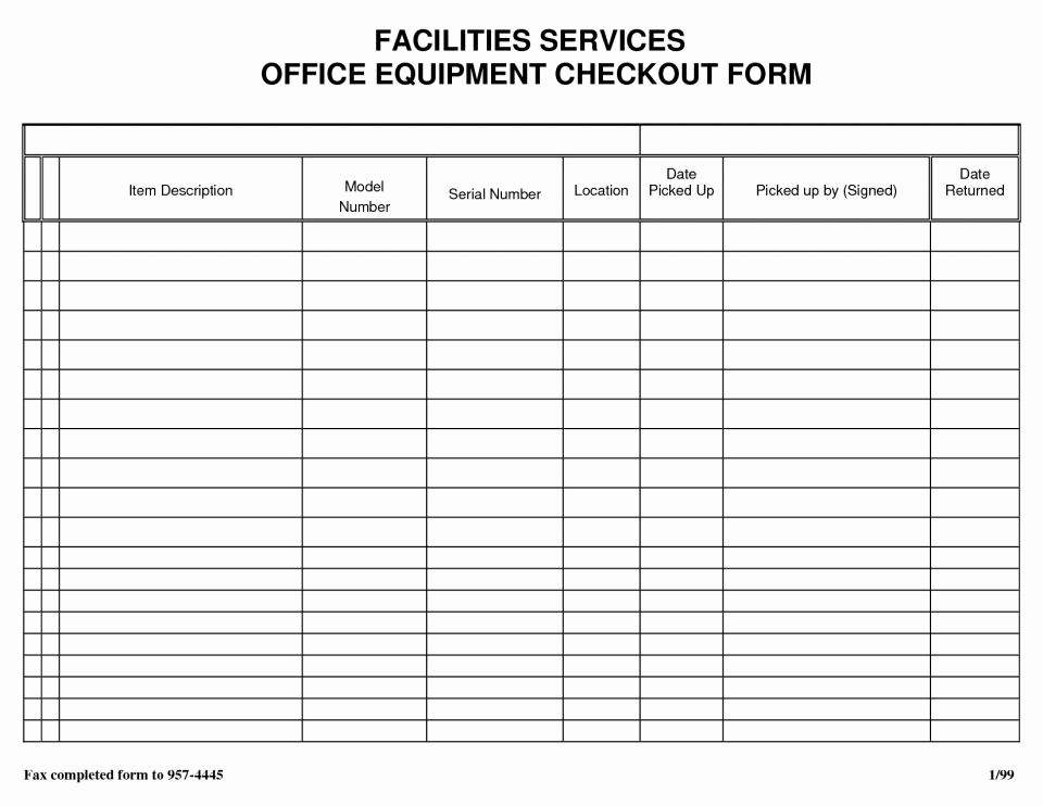 Sign In Sheet Template Free Lovely Sheet Inventory Sign Out Template Free Download In Sample