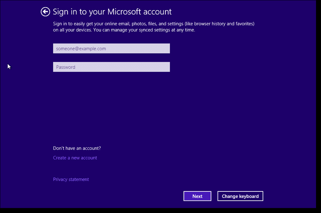 Sign In to Your Account Awesome Install Windows 10 with A Local Account – 4sysops
