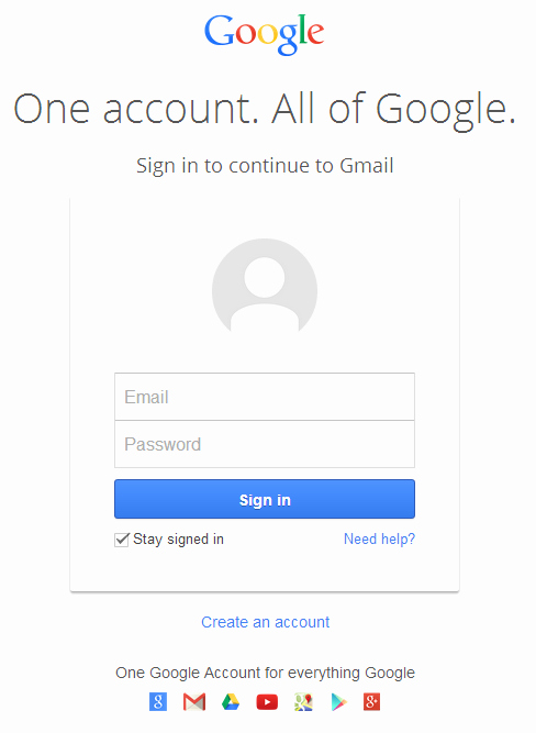 Sign In to Your Account Elegant Gmail Help and Information the New Google Sign In Page