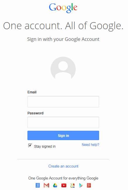 Sign In to Your Account New Gmail Sign In – Gmail Inbox Login