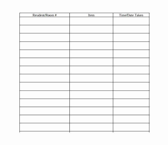 Sign Off Sheet Template Excel Elegant 12 Sign F Sheet Template Excel Swaau