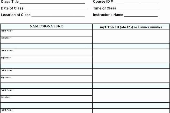 Sign Off Sheet Template Excel Lovely 92 Sign F Document Template to User Acceptance