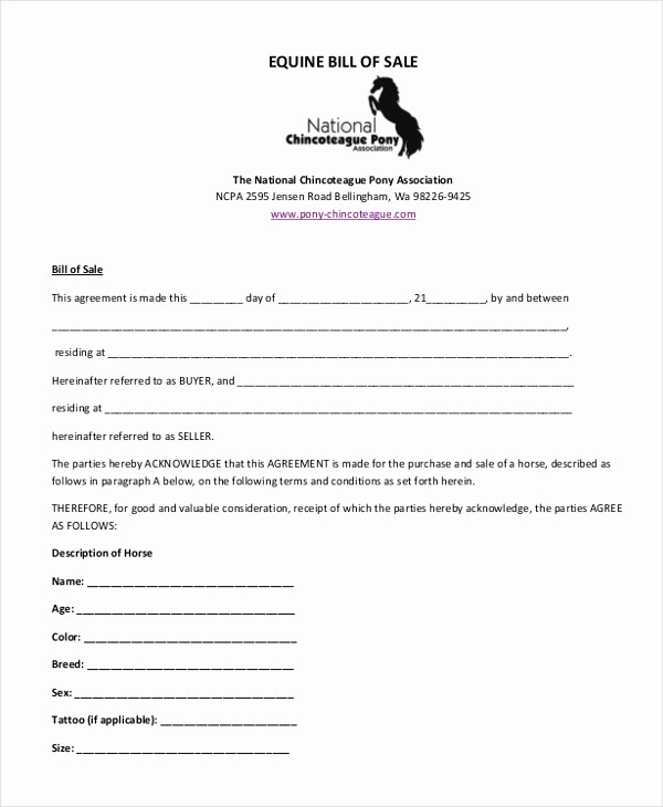 Simple Bill Of Sale forms Inspirational Simple Bill Of Sale form Sample 9 Free Documents In Pdf
