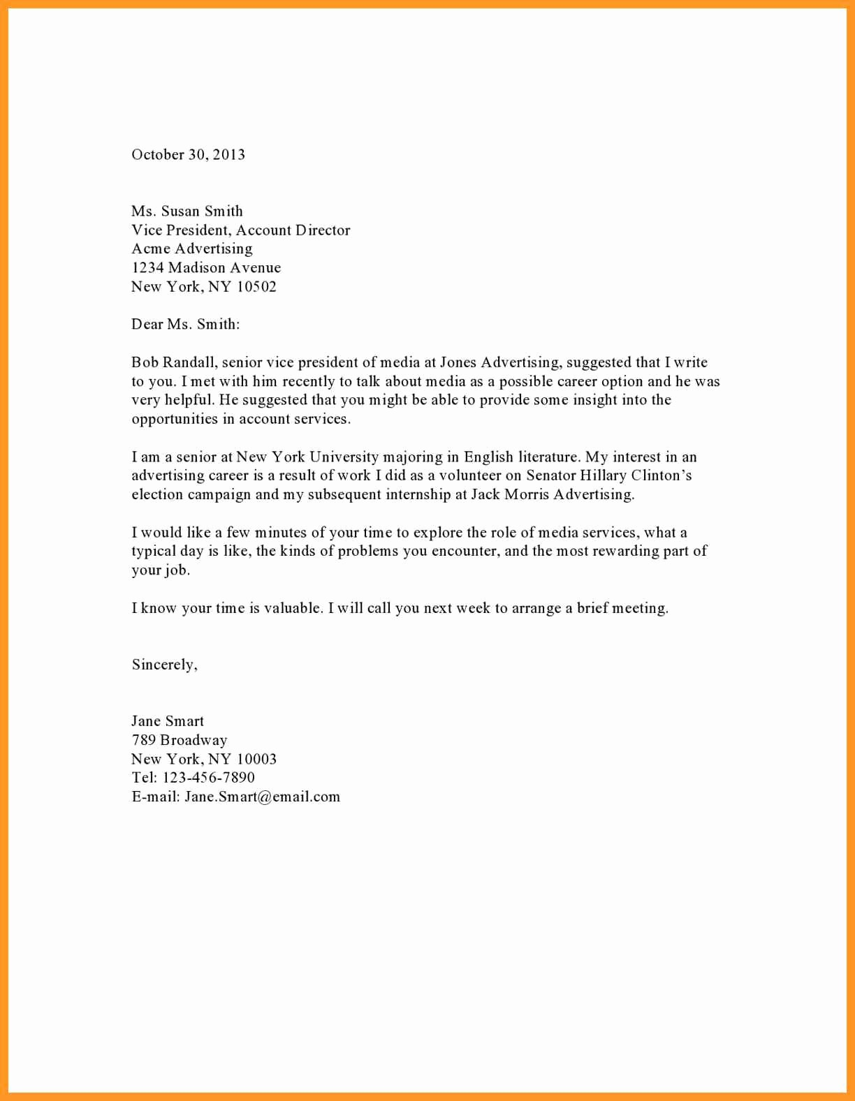 Simple Job Cover Letter Sample Fresh Simple Job Application Cover Letter