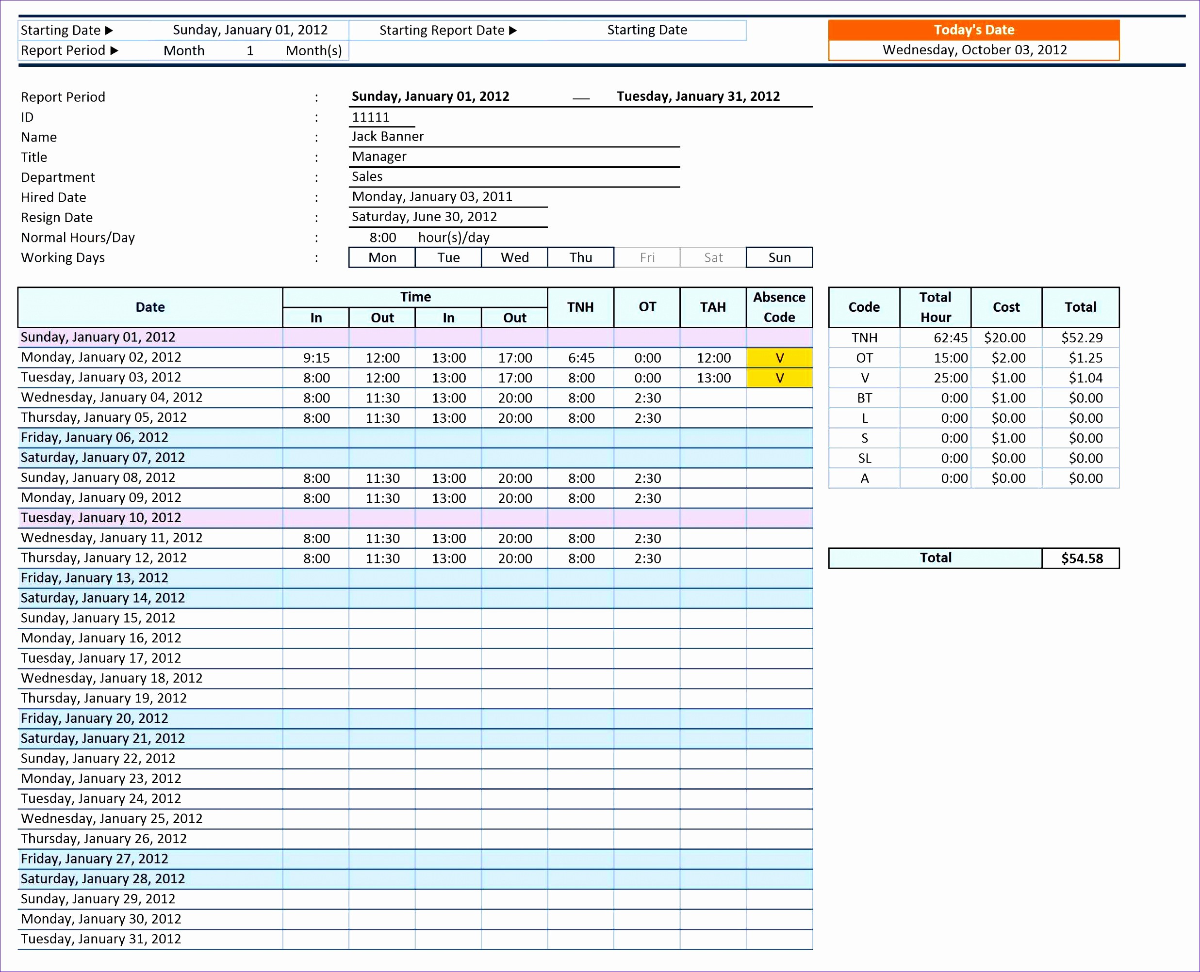 Simple Project Management Template Excel Unique 10 Simple Excel Project Management Template