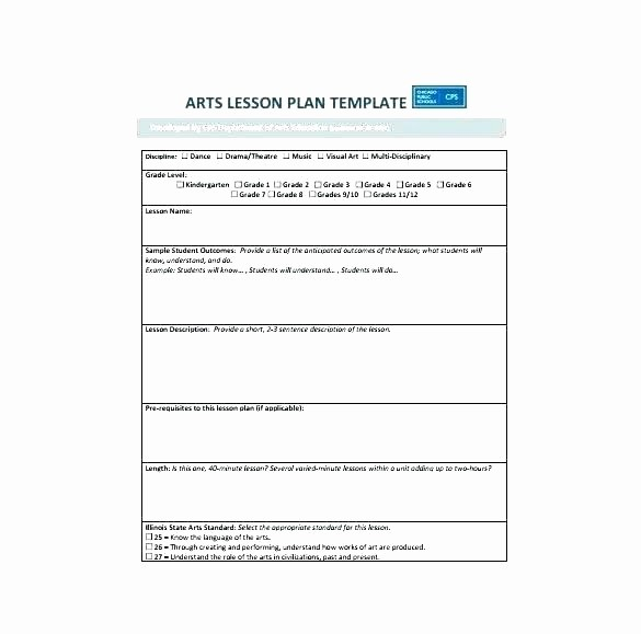 Single Subject Lesson Plan Template Luxury Substitute Teacher Plans Template Single Subject Lesson