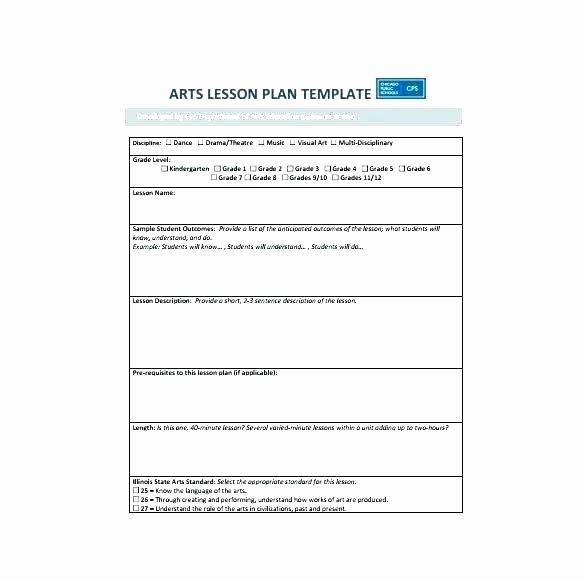Single Subject Lesson Plan Template Luxury Substitute Teacher Plans Template Single Subject Lesson