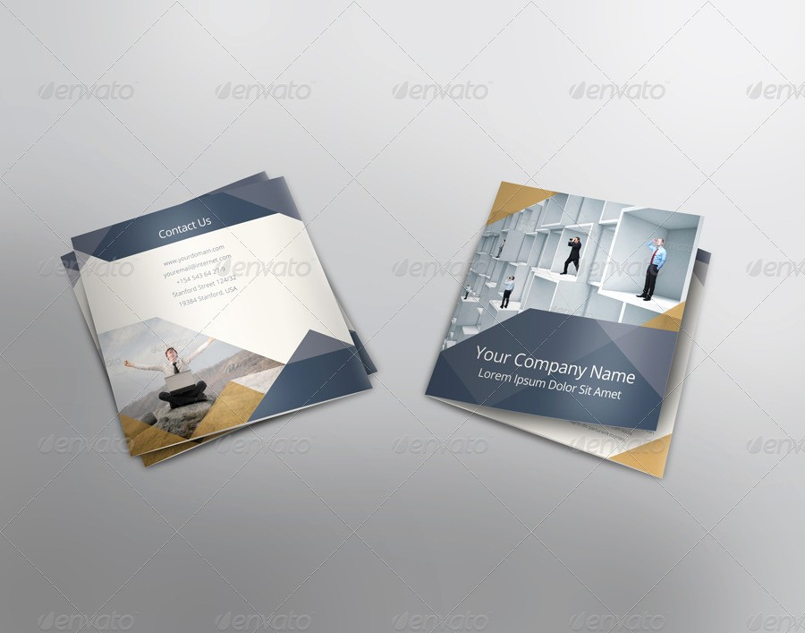 Size Of Tri Fold Brochure Beautiful Square Trifold Brochure Size Square Tri Fold Brochure