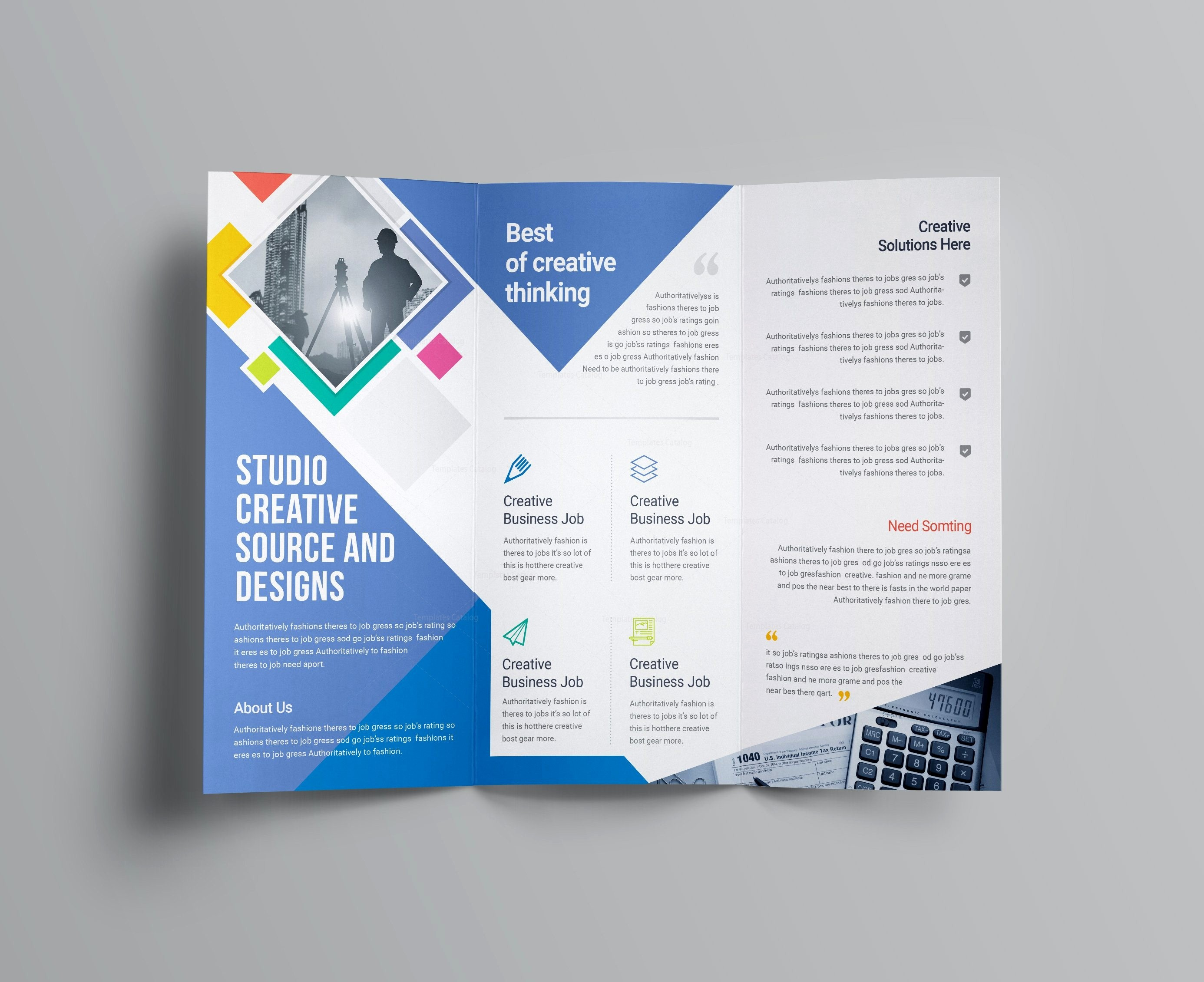 Size Of Tri Fold Brochure Fresh Letter Size Tri Fold Brochure Template Collection