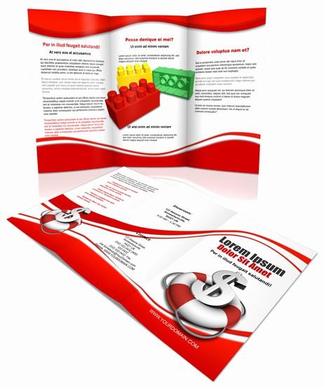 Size Of Tri Fold Brochure Inspirational 6 Best Of 8 5 X 14 Brochure Template 5 Fold