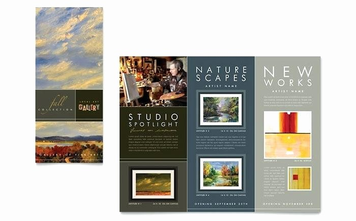 Size Of Tri Fold Brochure Lovely Legal Size Tri Fold Brochure Template
