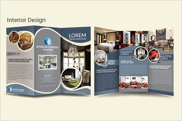 Size Of Tri Fold Brochure Luxury 37 A4 Size Brochure Templates Free Psd Shop Designs