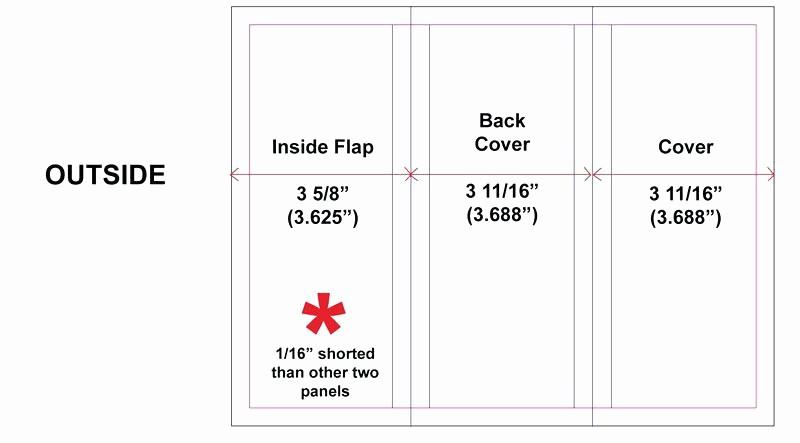 Size Of Tri Fold Brochure New Standard Size Tri Fold Board A A Fold Z Fold