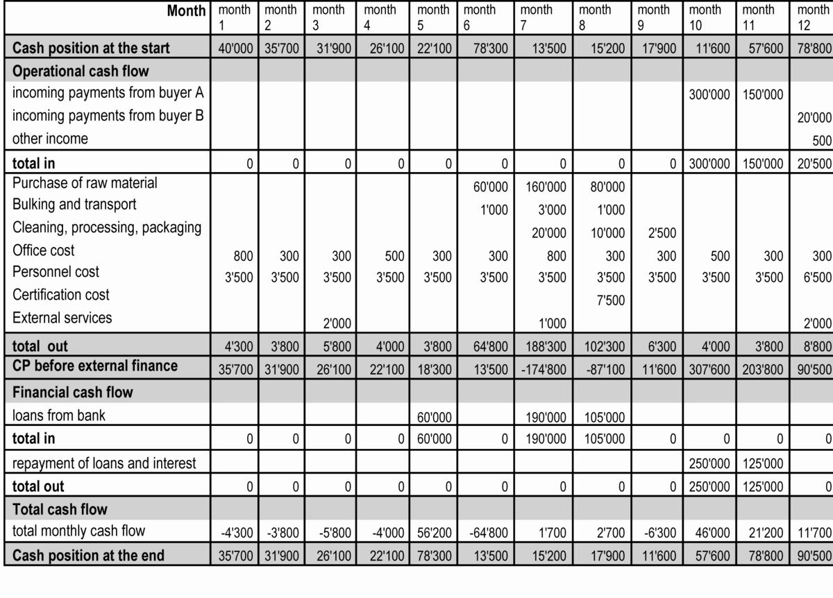 Small Business Cash Flow Projection Best Of Contabilidade – Wikipédia A Enciclopédia Livre