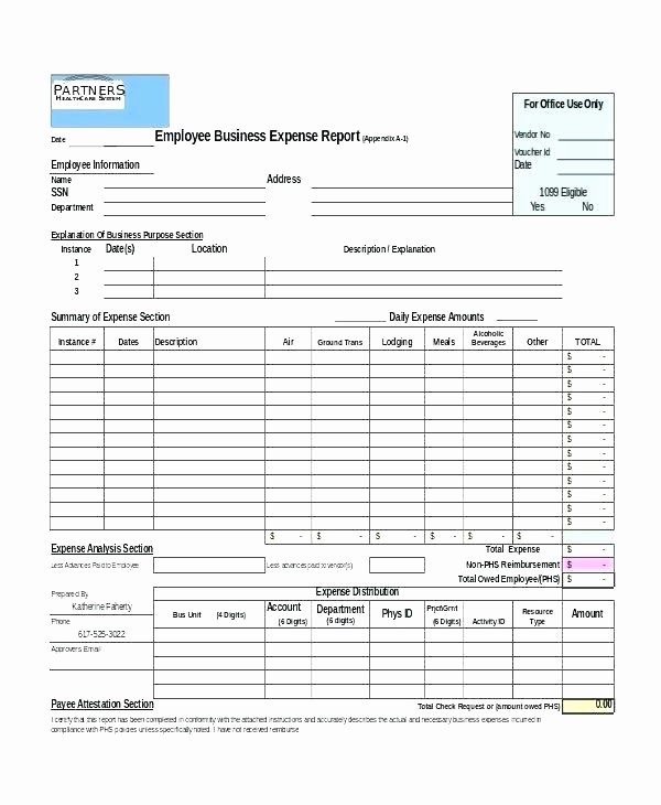 Small Business Expense Report Template Inspirational Excel Business Expense Template Excel Business Expense