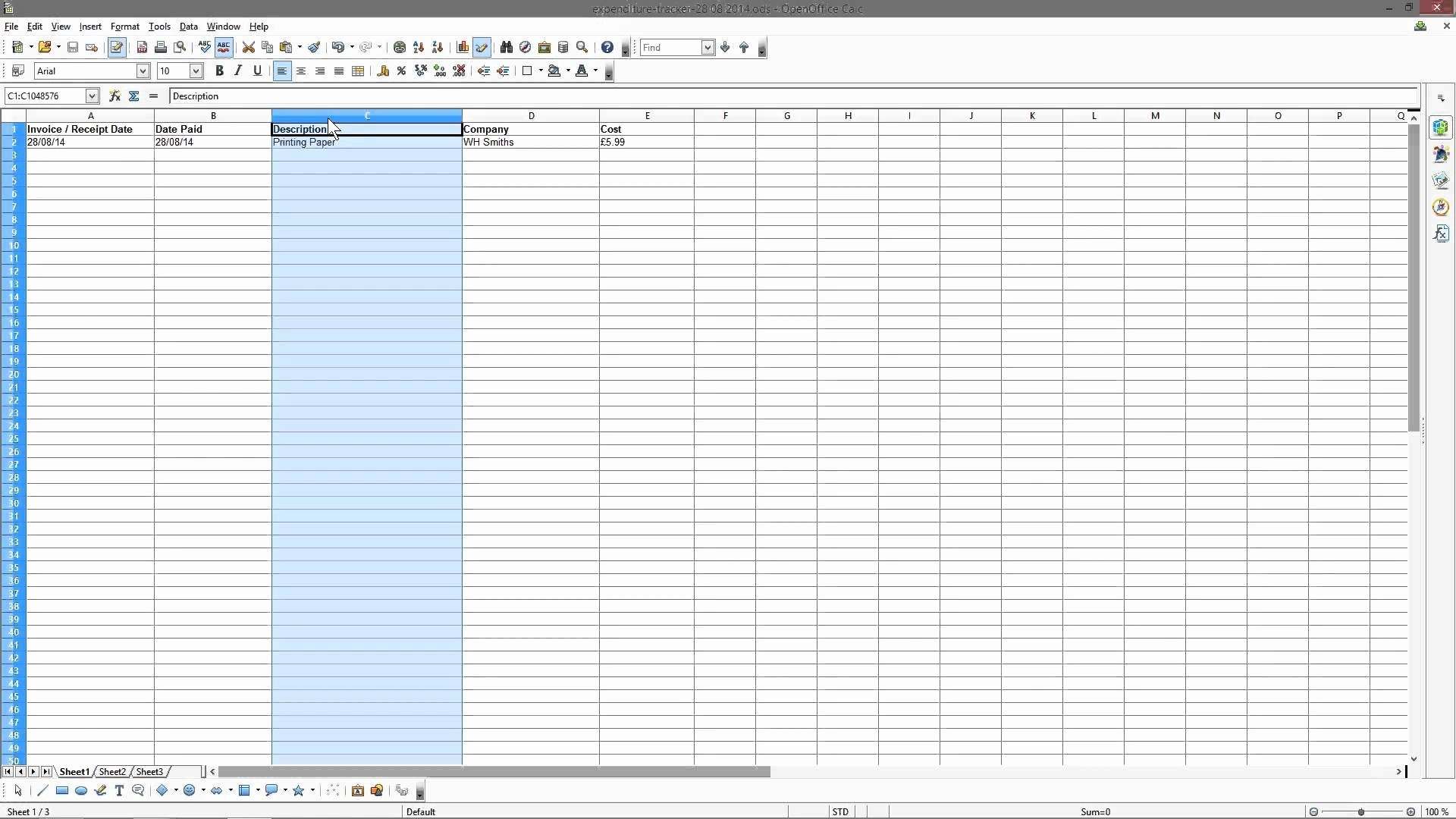 Small Business Expense Tracking Excel Awesome Free Small Business Expense Tracking Spreadsheet