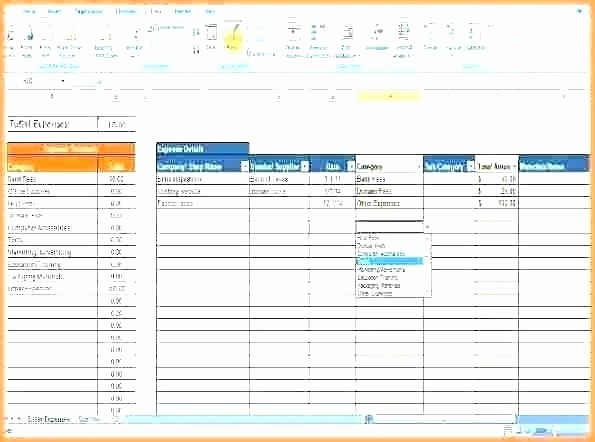 Small Business Expense Tracking Excel Elegant Business Expense Tracker – Htp Design