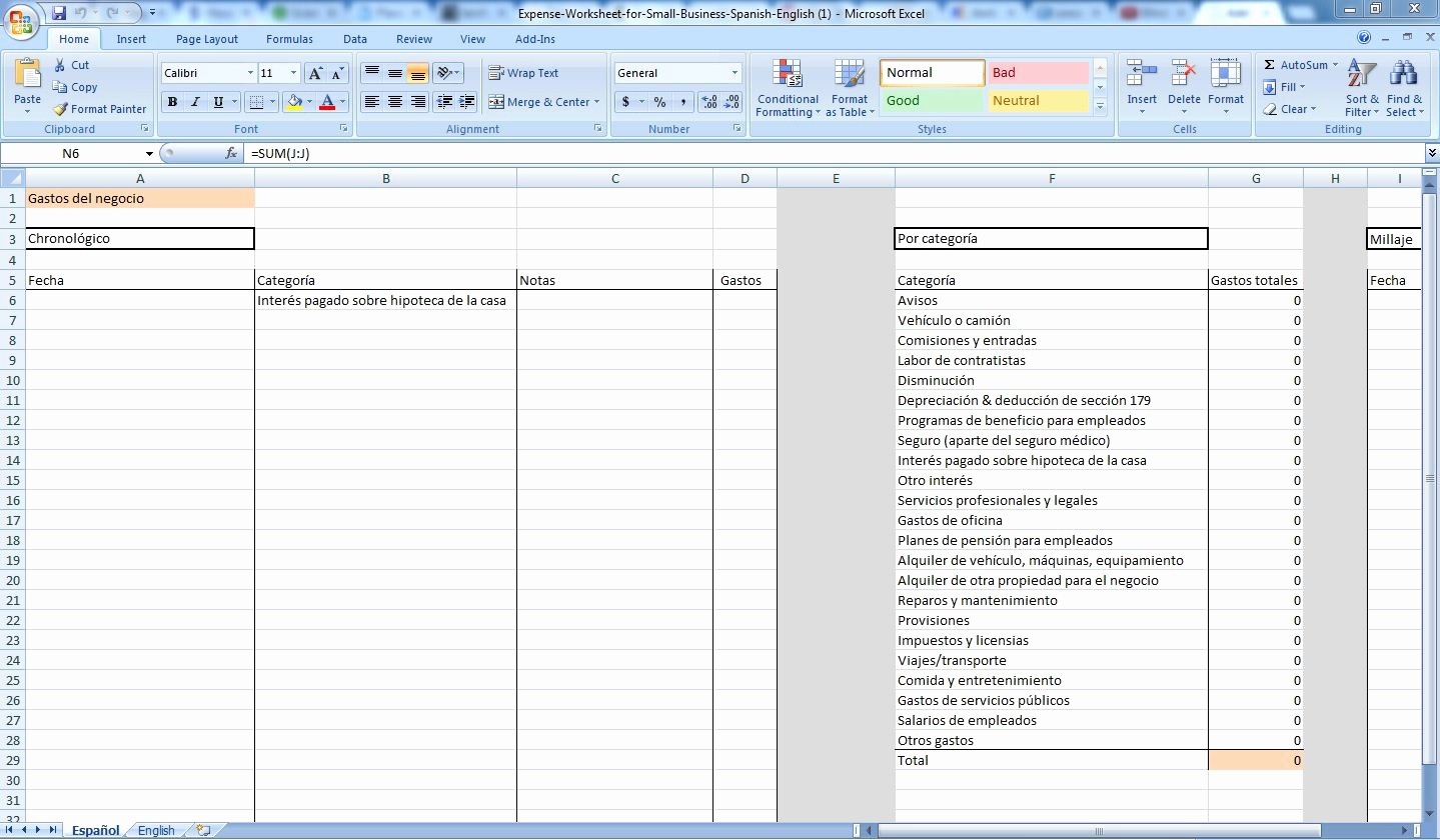 Small Business Expense Tracking Excel Fresh Best S Of Reimbursements and Keeping Track