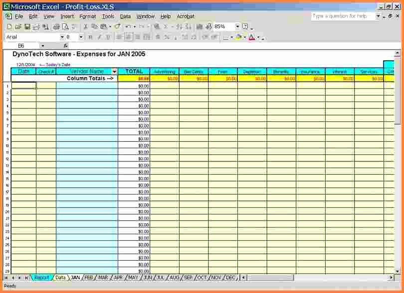 Small Business Expense Tracking Excel Lovely 5 Business Expense Tracking Spreadsheet