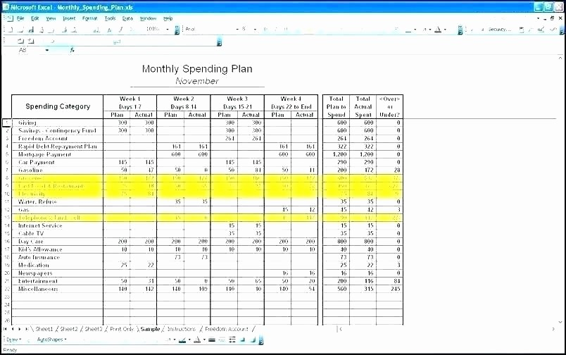 Small Business Expense Tracking Excel Lovely Expense Tracking Spreadsheet Template Excel Monthly Bud