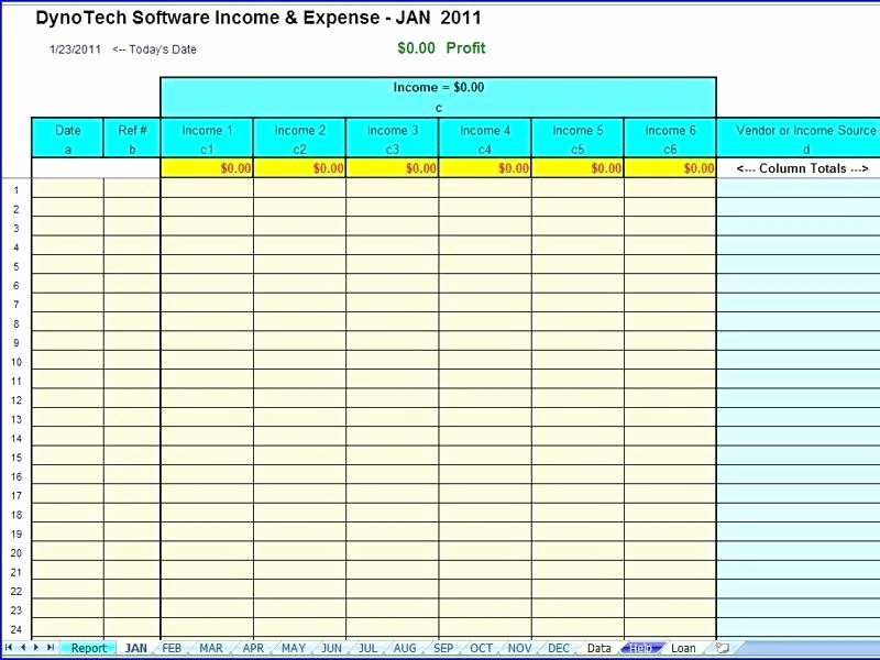 Small Business Expense Tracking Excel New Small Business Expense Template Expenses In E and