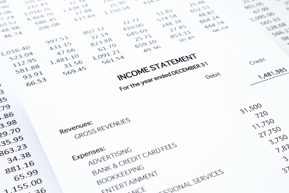 Small Business Income Statement Example Lovely Sample In E Statement