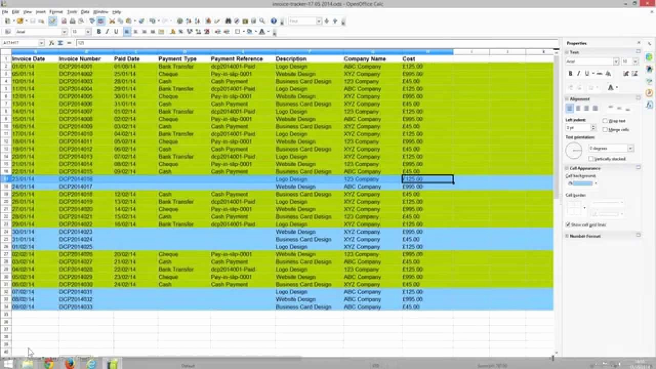 Small Business Spreadsheet Templates Free Luxury Free Accounting Spreadsheet Templates for Small Business