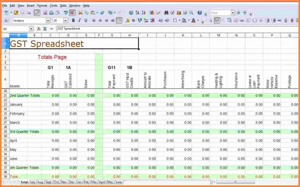 Small Business Tax Excel Spreadsheet Beautiful 12 Spreadsheet Examples for Small Business