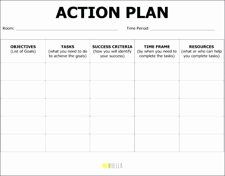 Smart Goals Template Free Download Lovely Goal Planning Template Excel Free Goals Corporate Setting