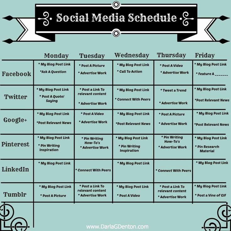 Social Media Content Calendar Templates Lovely 25 Best Ideas About social Media Calendar Template On
