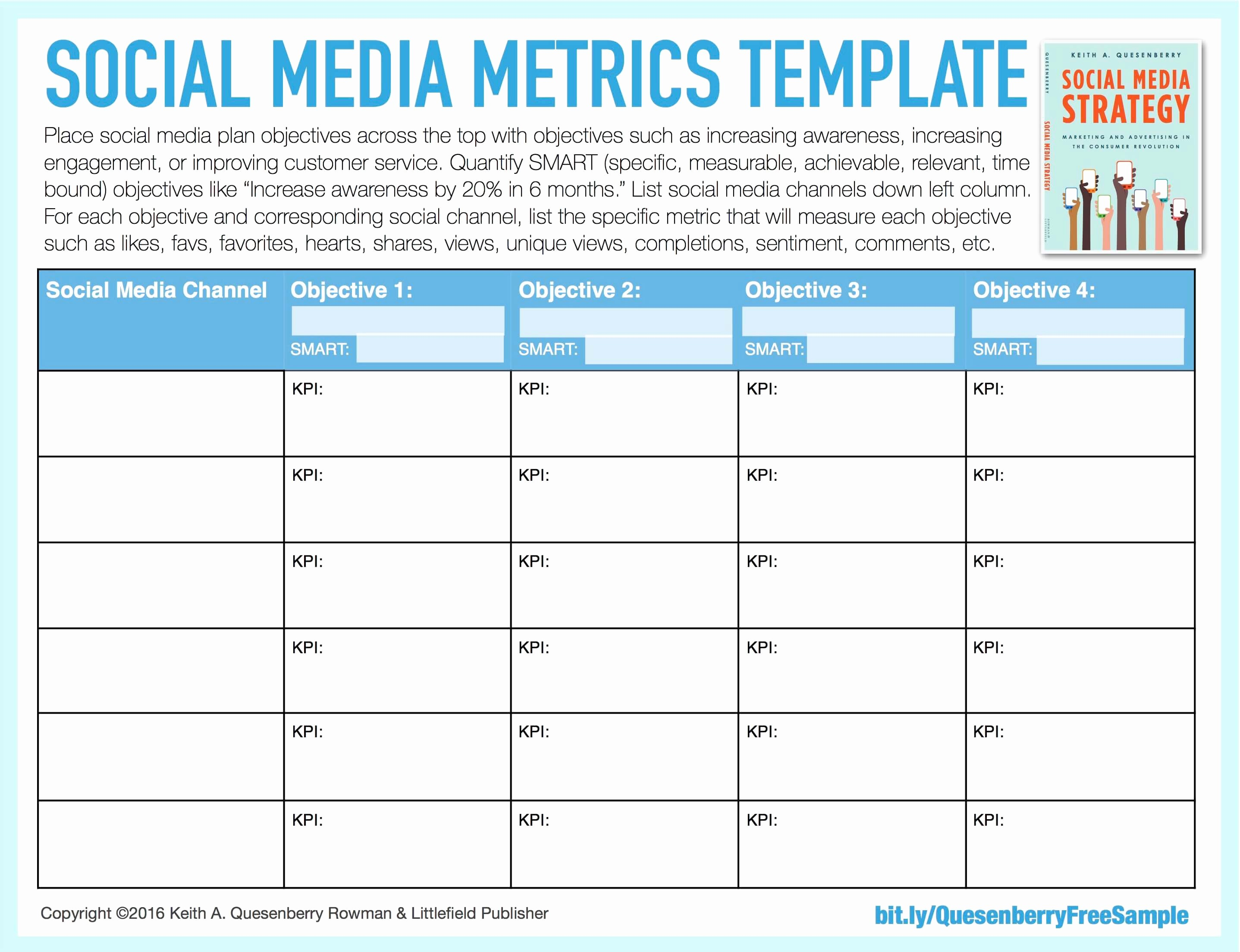Social Media Post Schedule Template Fresh Resources – social Media for Munications