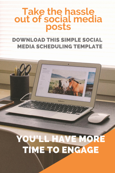 Social Media Post Scheduler Template Beautiful social Media for My Small Business why Do I Need It