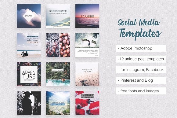Social Media Post Scheduler Template Unique Creative Idea Free Down Load This Week