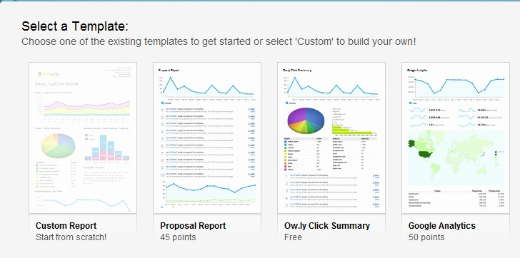 Social Media Report Template Download Beautiful Hootsuite Provides Users with One Click Reporting Templates