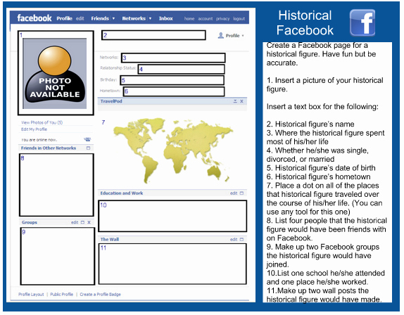 Social Media Templates for Students Best Of 3 Awesome Templates for Your Class
