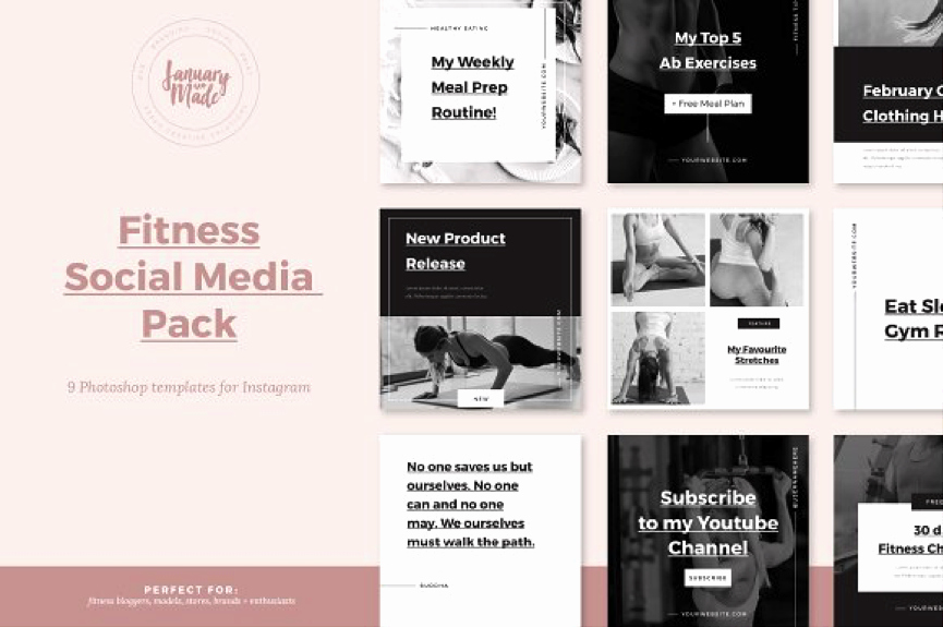 Social Media Templates for Students Lovely How to Make Templates for Instagram Posts 3 Ways