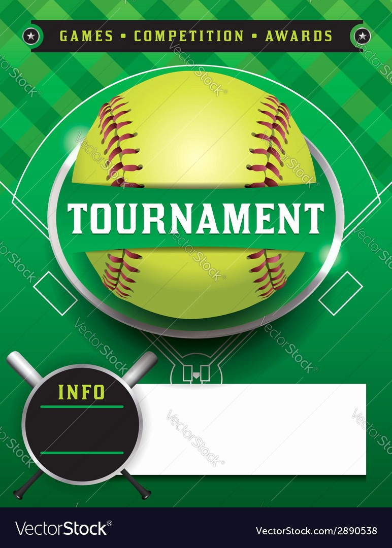 Softball tournament Flyer Template Free Lovely softball tournament Flyer Template Yourweek 5fe344eca25e