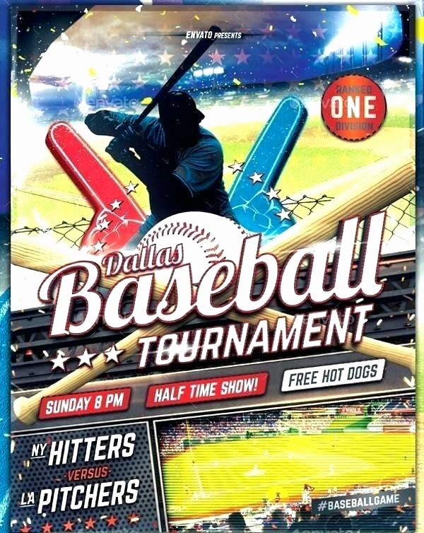 Softball tournament Flyer Template Free Luxury softball tournament Flyer Template Cricket Poster