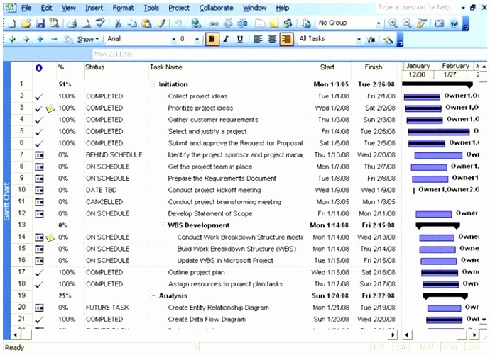 Software Project Plan Template Excel New 9 software Test Plan Template Excel Rapit