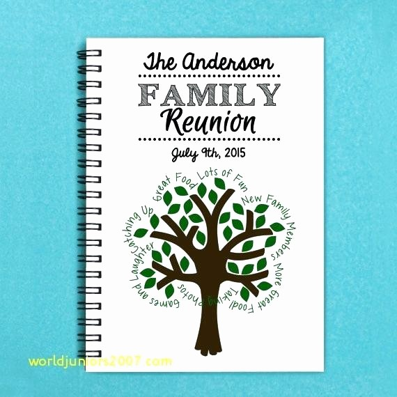 Souvenir Booklet Template Microsoft Word Beautiful Printable Example Family Reunion Program Free Banquet