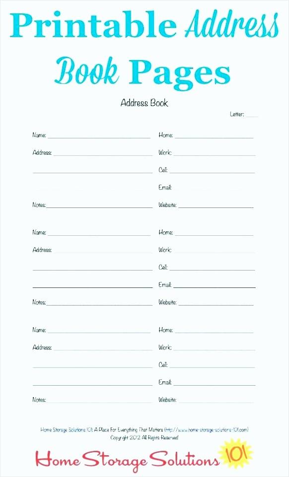 Souvenir Booklet Template Microsoft Word Elegant 10 Access Address Book Template Tipstemplatess