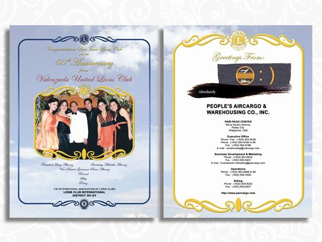 Souvenir Booklet Template Microsoft Word Fresh souvenir Program & Brochure Designs